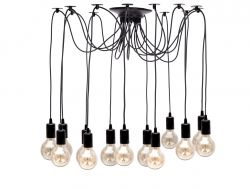 Pendant Lamp Anson | Black