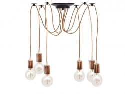 Hanglamp Anson 4 | Goud