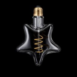 Glühbirne Stern 12,5 cm