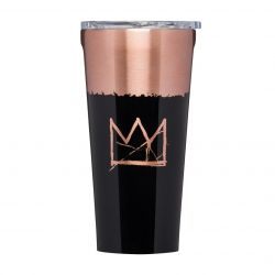 Tumbler 475 ml | Copper Basquiat Crown
