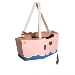 Mister Tody's Boat | Pink