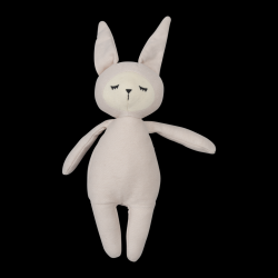 Peluche Buddy | Lapin Naturel