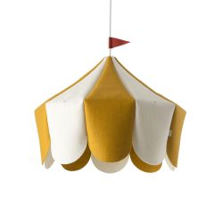Hanging Lamp Circus | Yellow