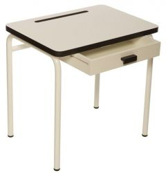Child Desk Régine White