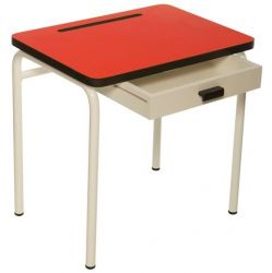 Child Desk Régine Red