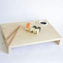 Burôsushi | sushi presentation platter