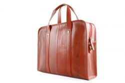 Compact Briefcase | Red