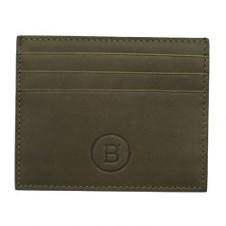 B' Card Holder | Khaki