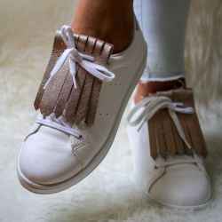 Shoe Fringes | Radiant Rosie