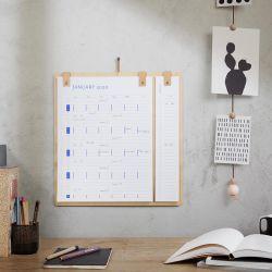 Planertafel + Kalender