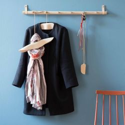 Coat Rack | Natural Oak