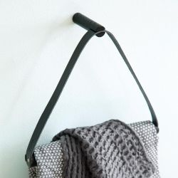 Porte-serviettes | Chêne Noir