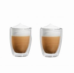 Roma Cappuccino Glass | Set of 2