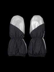 Reflektierende Kinderhandschuhe Aurora | Schwarz