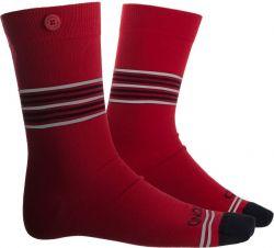 Männer Socken Tubular | Rot