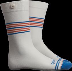Männer Socken Tubular | Weiß