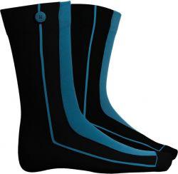 Männer Socken Cap | Blau
