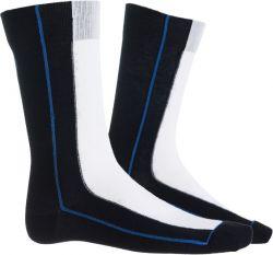 Männer Socken Cap | Weiß
