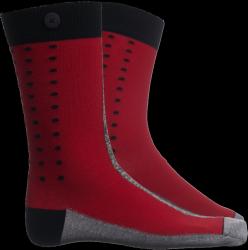 Männer Socken Dograce | Rot