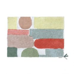 Tapis en laine Abstract
