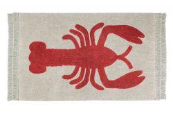 Washable Rug | Lobster