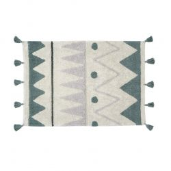 Washable rug Mini Azteca