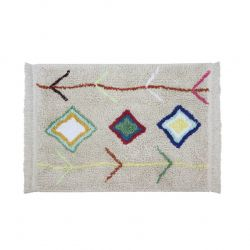 Washable rug Mini Kaarol