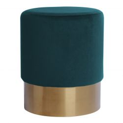 Stool Petito 222 | Green-Petrol