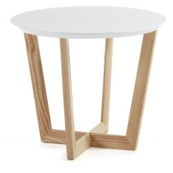 Rondo Table Basse | Frêne