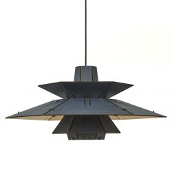 Pendant Lamp PM5 | Blue & Natural