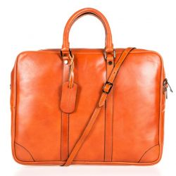 Ledertasche Donatello | Cognac