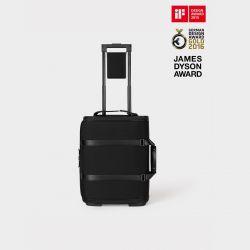 Handgepäckskoffer C38 | Schwarz