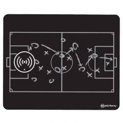 Mouse Pad with Wireless Charger | Football