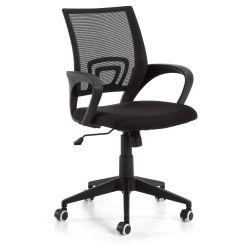 Chaise de Bureau Ebert | Noir