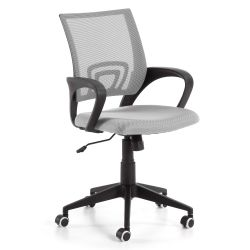 Schreibtischstuhl Ebert | Grau