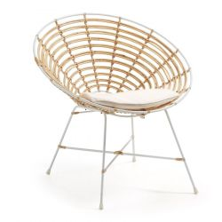 Lounge Chair | Round
