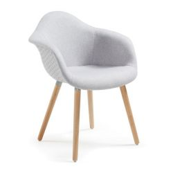 Armchair Kenna | Light Grey