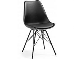 Chaise Tars | Noir