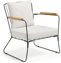 Chaise | Coussin Blanc & Noir