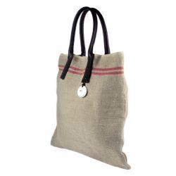 Linen bag Red