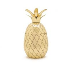 Pineapple Tumbler | Gold