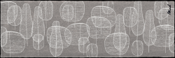 Fußmatte Carice Scraper 50 x 150 cm