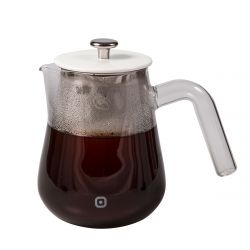 Kaffeemaschine ARCA X-TRACT BREW 0.8 L | Durchsichtig