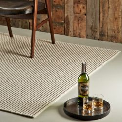 Carpet Casa Grande | White/Sisal