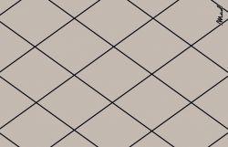 Fußmatte Cassie Touch 67 x 110 cm