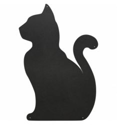 Magnetic Board Cat | Charcoal