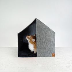 Felt House Cat/Dog | Good Night