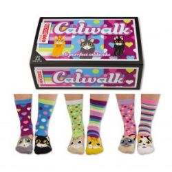 Sokken Catwalk | Set van 6