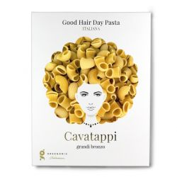 Pasta Bio Cavatappi Good Hair Day | Grandi Bronzo