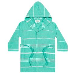 Children's Bath / Beach / Pool Robe | Peppermint